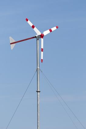 male elektrownie wiatrowe